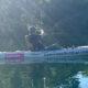 Lawrence Fishing Aboard his Hoby kayak